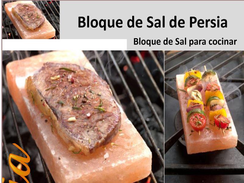 Bloque de sal de persia para cocinar sin ning n aditivo - Cocinar sin sal ...
