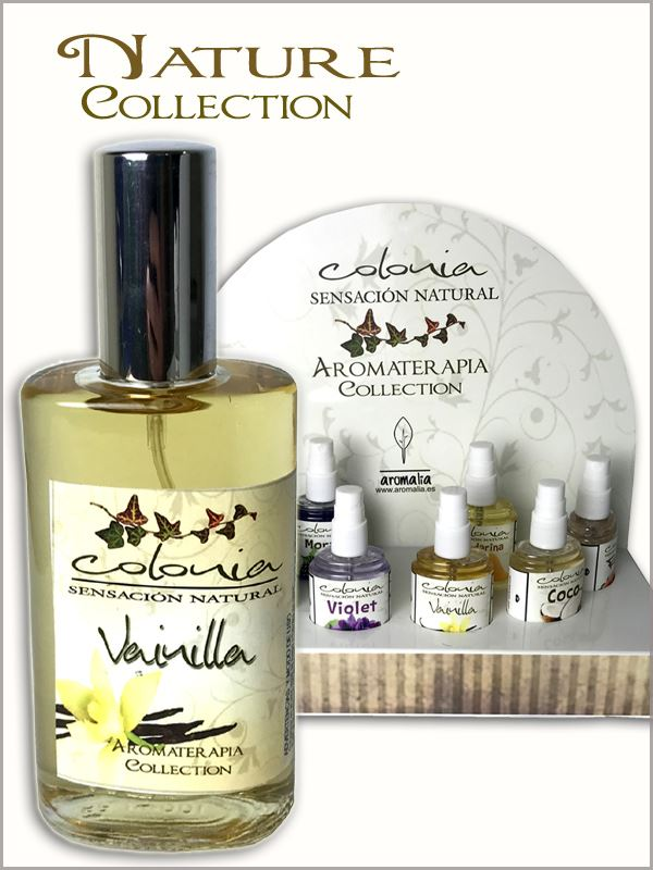 Colonia Nature 100 ml.