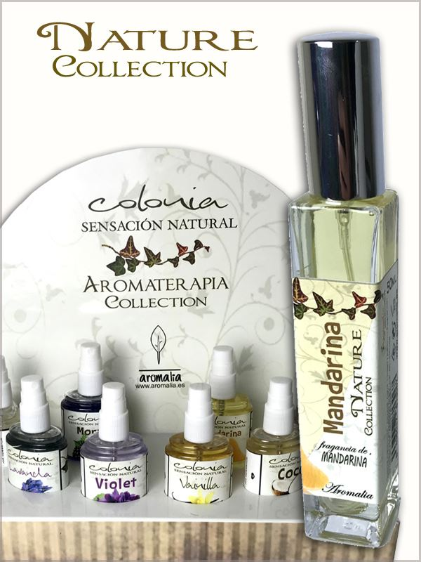 Colonia Nature 50 ml.