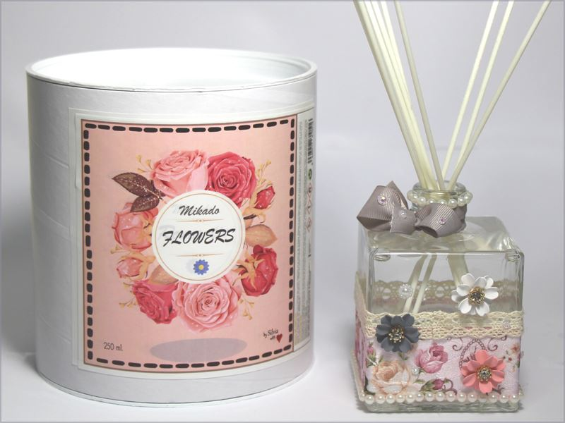 Mikado 250 ml. Flowers