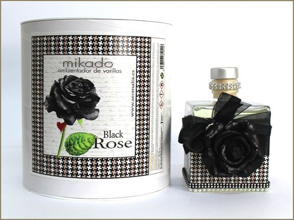 Mikado Black Rose (1)